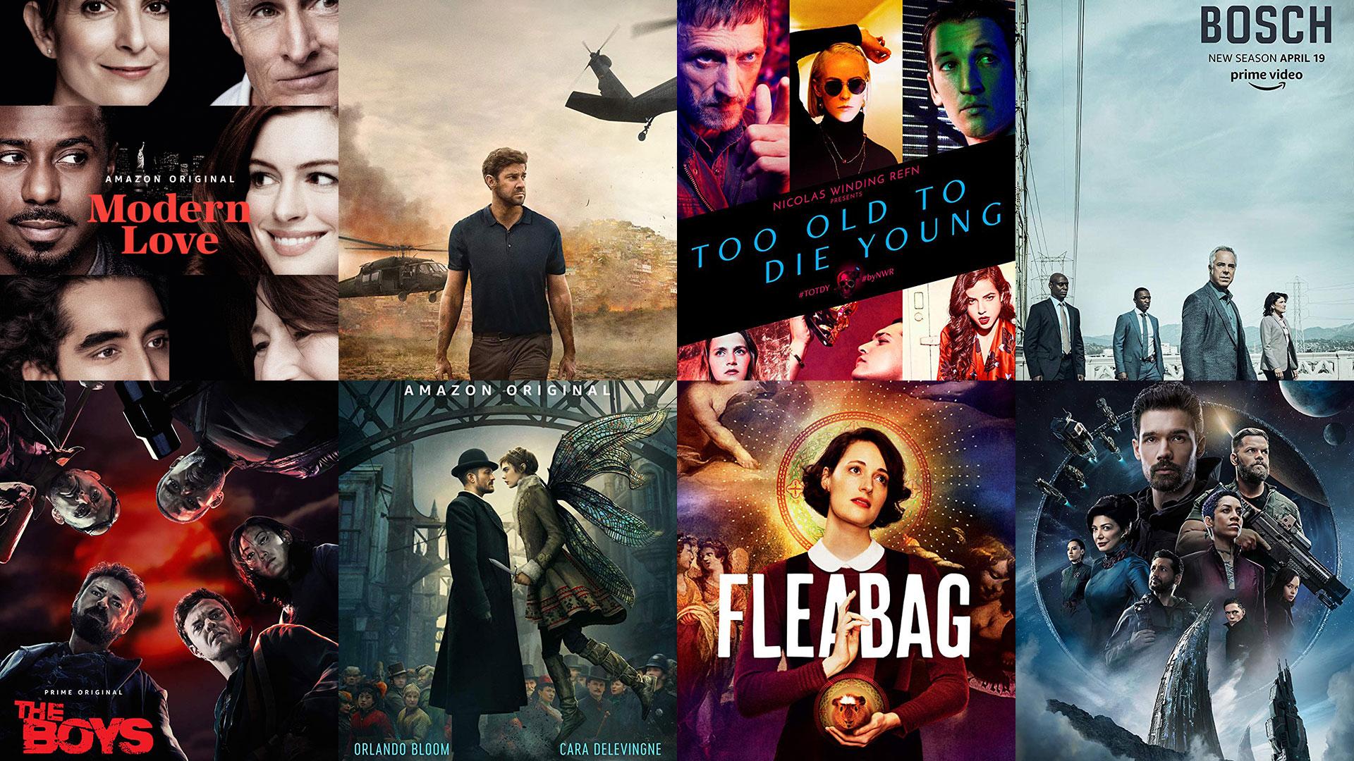 Serien Empfehlungen 2019