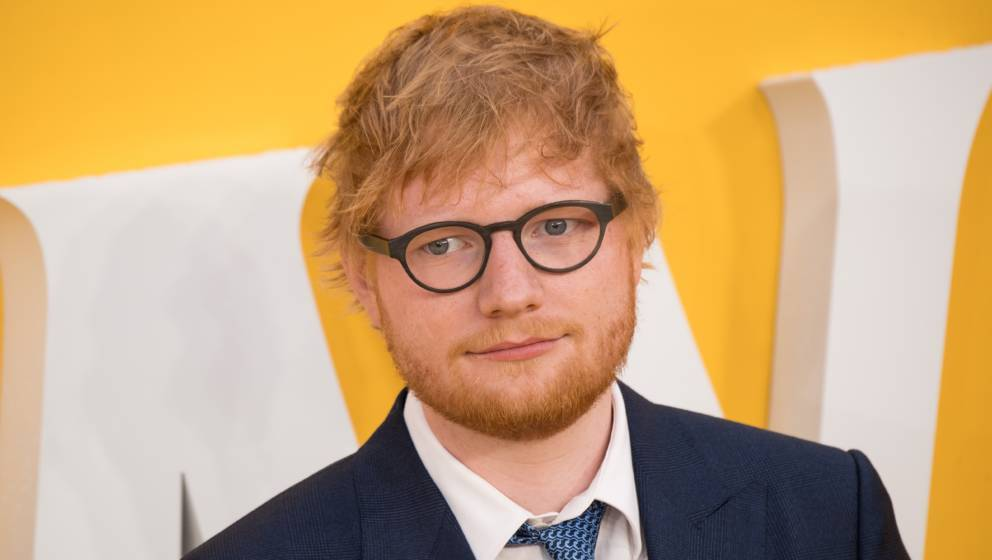 LONDON, ENGLAND - JUNE 18: Ed Sheeran attends the UK Premiere of 'Yesterday' at Odeon Luxe Leicester Square on June 18, 2019