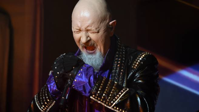 """Rob Halford von Judas Priest: """"Hört auf Wissenschaftler, nicht auf Politiker"""""""