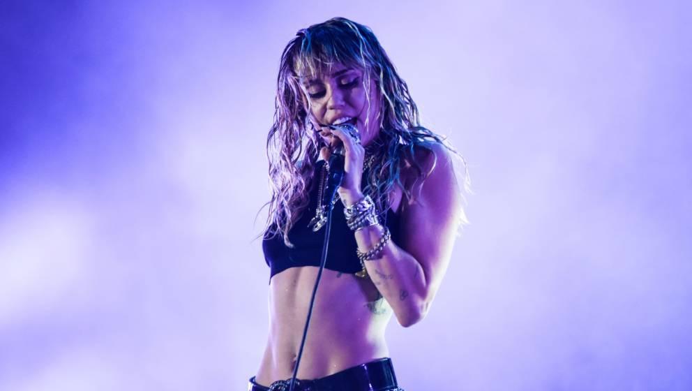Sie ist wieder Single: Miley Cyrus