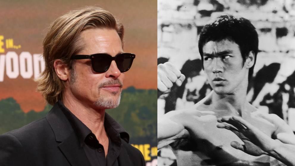 Brad Pitt hatte wegen einer Szene in Tarantinos neuestem Film starke Bedenken