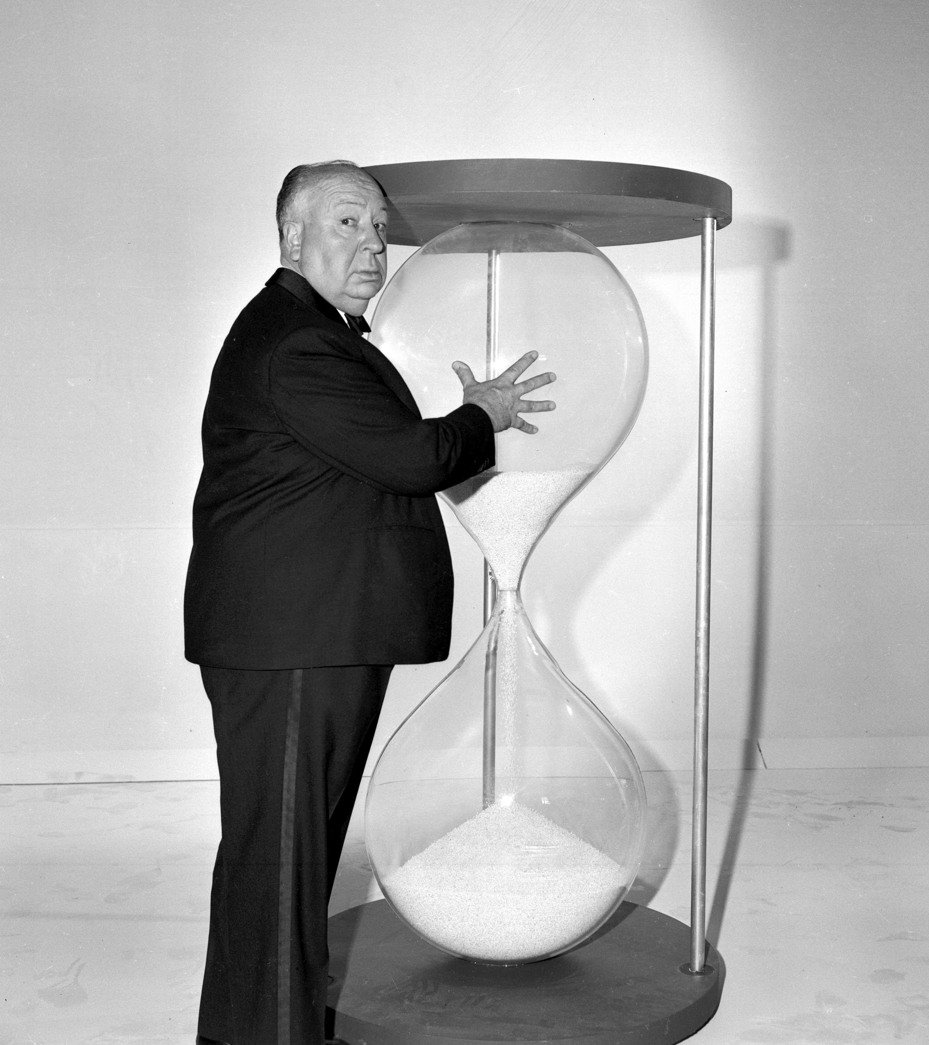 Hitchcock wusste, die Mischung aus Zeit und Bewegung muss im Film stimmen