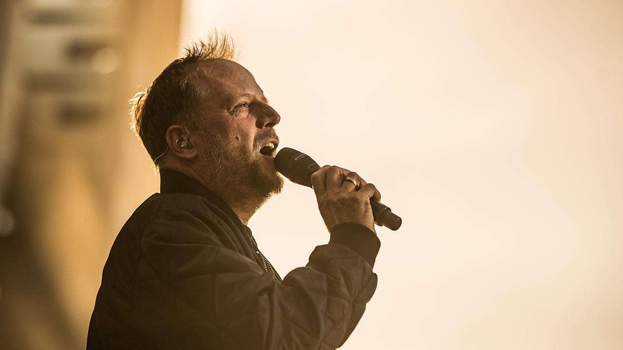 Smudo auf dem Waidsee Festival, 2017.