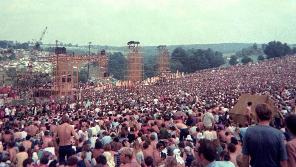 Woodstock ist ohne Zweifel ein Meilenstein der Musikgeschichte.