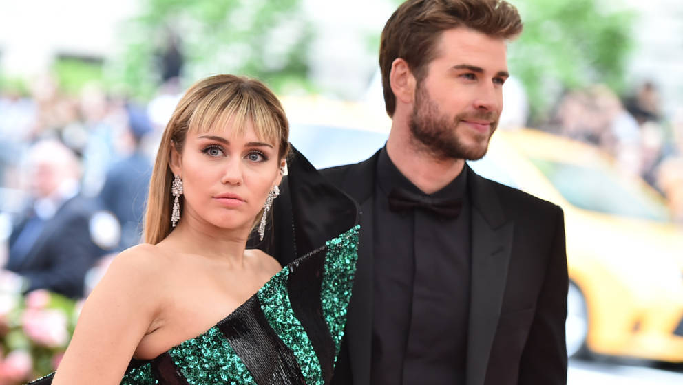 Miley Cyrus und Liam Hemsworth: Die Trennung kam für viele Fans überraschend