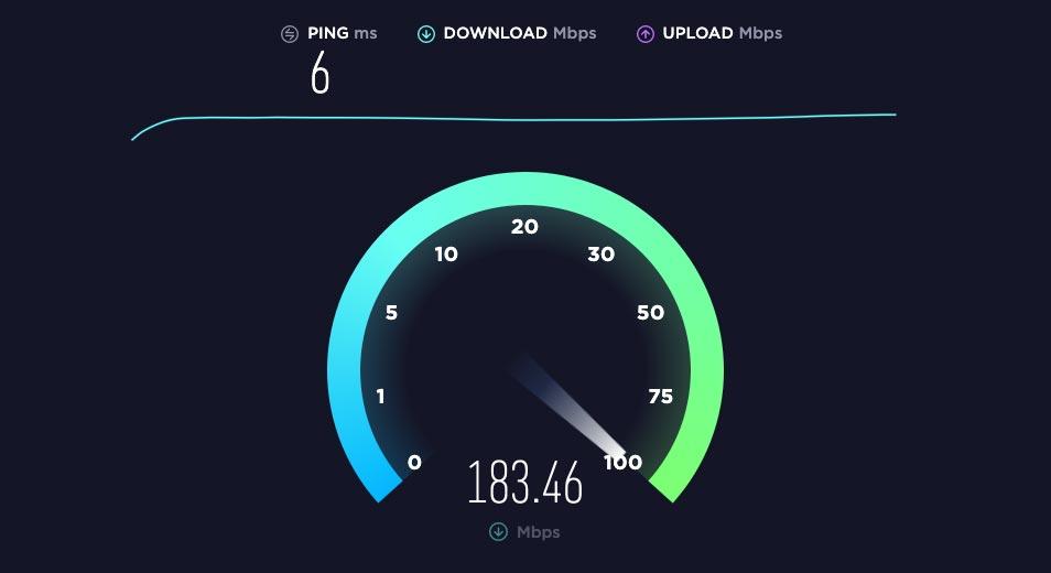 Je schneller die Internetleitung, desto größer der Streaming-Spaß