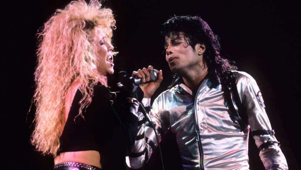 Sheryl Crow arbeitete in den 80ern als Sängerin für Michael Jackson