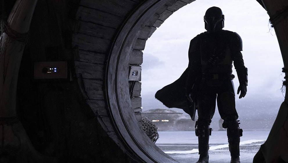 "Im November startet ""The Mandalorian"": die erste Realserie des Star-Wars-Universum."