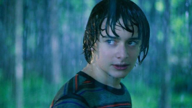 "Noah Schnapp als Will Byers in ""Stranger Things"""