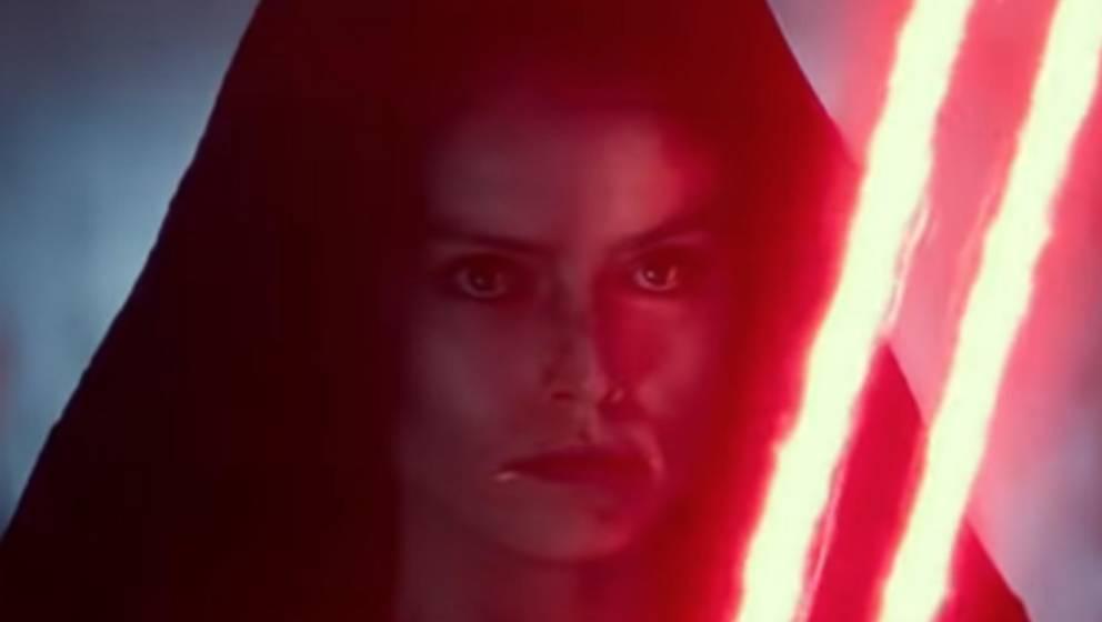 """Szene aus dem neuen Trailer für """"Star Wars: The Rise of Skywalker"""""""