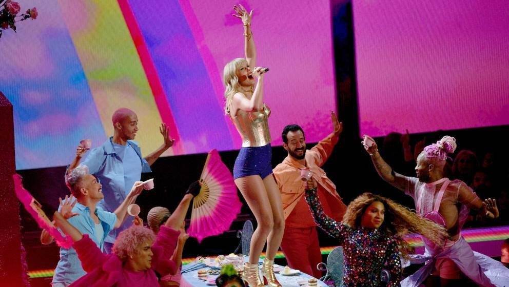 "Taylor Swift bei den ""MTV Video Music Awards"""