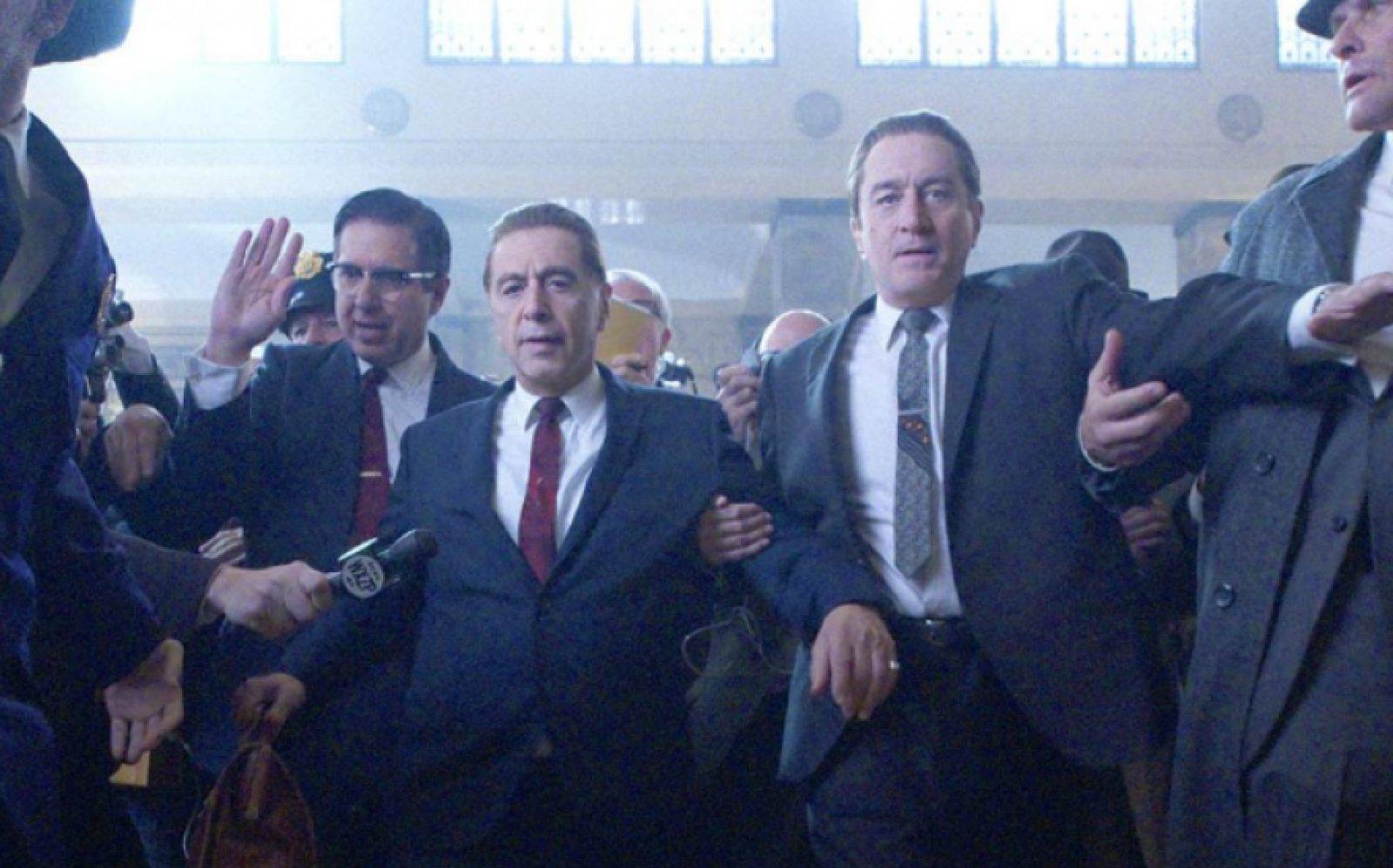 "Szene aus ""The Irishman"" von Martin Scorsese"