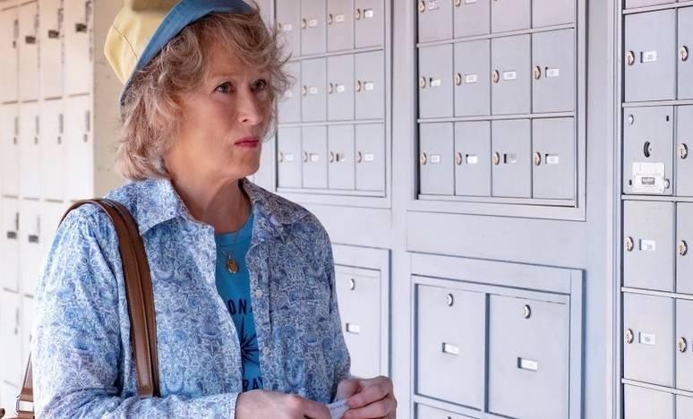 """Meryl Streep in einer Szene aus Steven Soderberghs """"The Laundromat"""""""