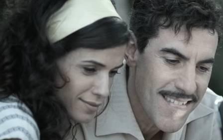 """Szene aus """"The Spy"""" mit Sacha Baron Cohen"""