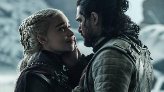 Für sie gab es kein Happy End: Daenerys Targaryen und Jon Snow