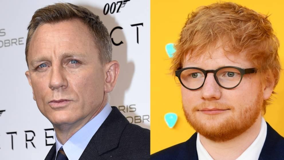 Daniel Craig und Ed Sheeran: Eine Traum-Kombination?