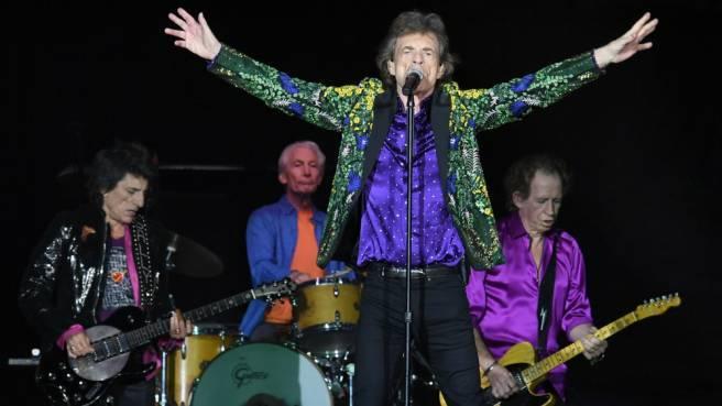 Die Rolling Stones live in Kalifornien 2019