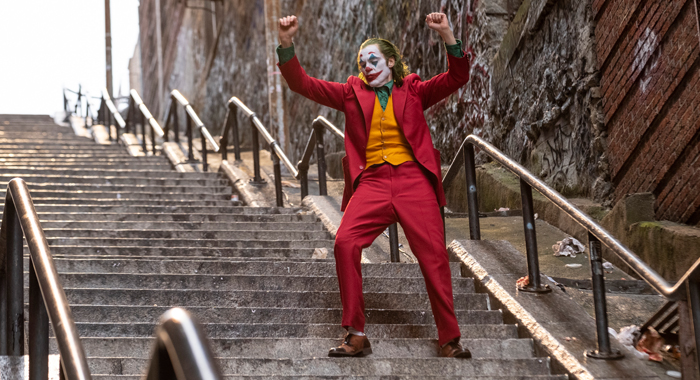 "Szene aus ""Joker"" - Joaquin Phoenix greift nach dem Oscar"