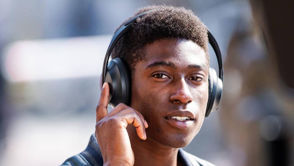 Bose Noise Cancelling Headphones 700 im Test