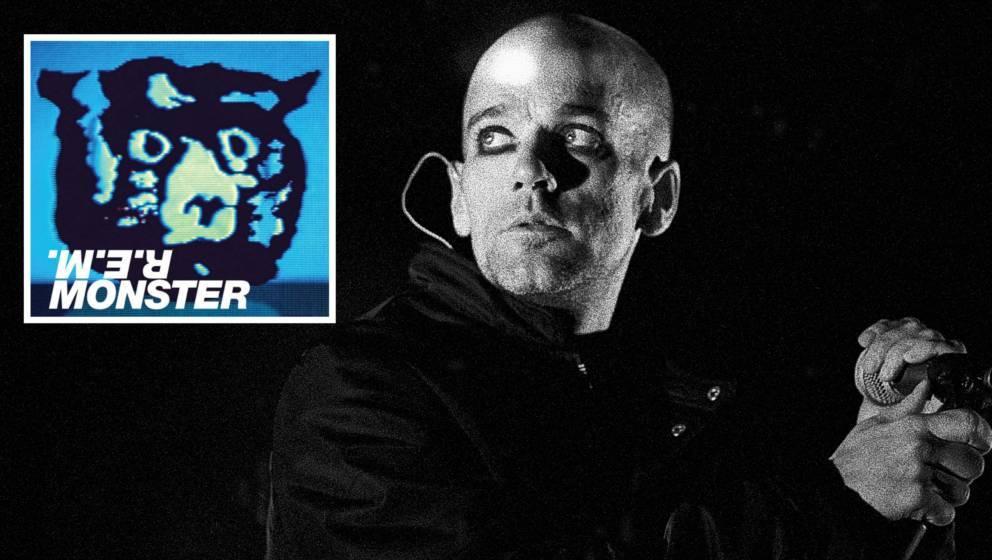 """R.E.M. und ihr nicht ganz einfaches Album """"Monster"""""""