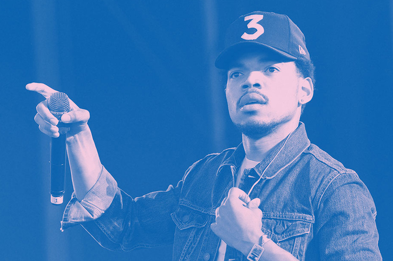Foto von Chance The Rapper