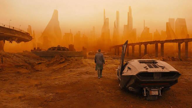 """Szenenbild aus dem Science-Fiction-Streifen """"Blade Runner 2049"""""""