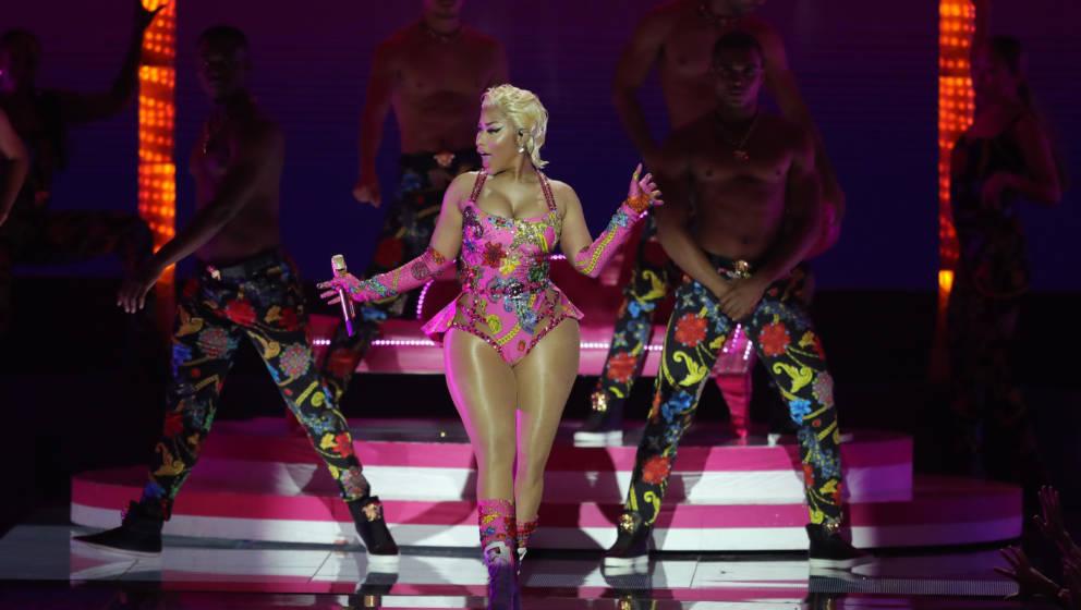 Nicki Minaj bei den MTV EMAs in Bilbao