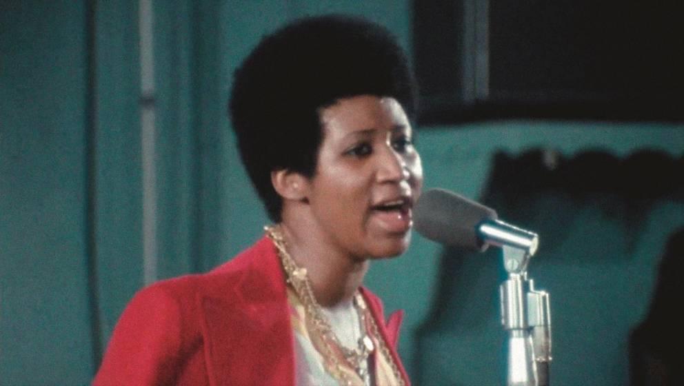 "Szene aus ""Aretha Franklin: Amazing Grace"""