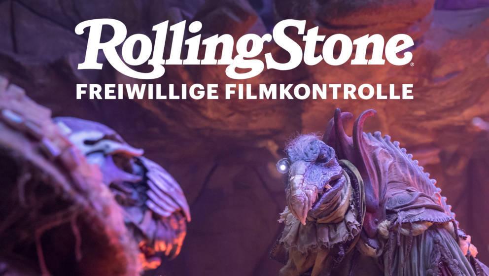 """Podcast Freiwillige Filmkontrolle: ROLLING STONE bespricht """"Der dunkle Kristall –Ära des Widerstands"""""""