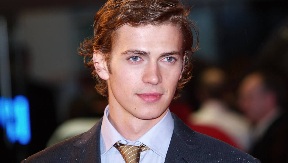 LONDON, UNITED KINGDOM:  Canadian actor Hayden Christensen, who plays Anakin Skywalker, arrives at the UK Premiere of 'Star W