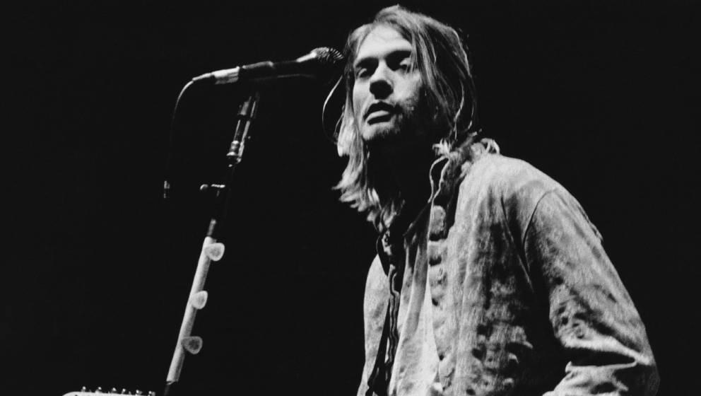 """""""Kurt Was Here"""": Kurt Cobains Kunstwerke gibt es jetzt zum Anziehen"""