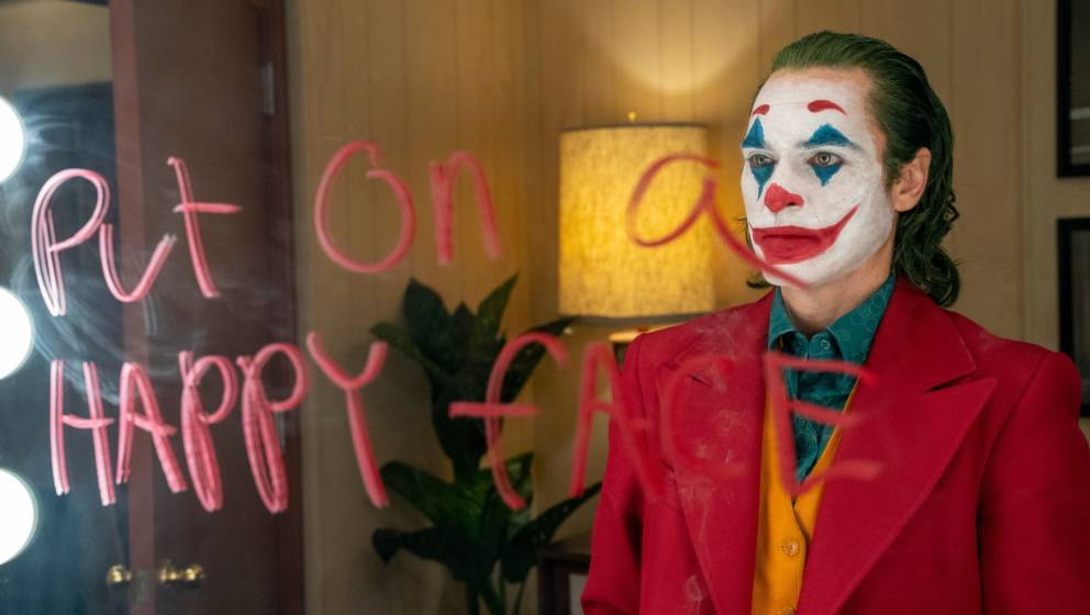 "Ein Stand-Up-Comedian wir zum Killer-Clown: Joaquin Phoenix in ""Joker"""