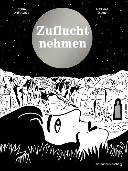 """Cover von """"Zuflucht nehmen"""""""