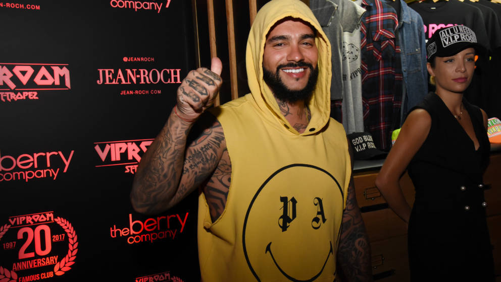 SAINT-TROPEZ, FRANCE - AUGUST 06:  DJ Timati attends the DJ Smash Party at VIP Room as part of Saint-Tropez Party On French R