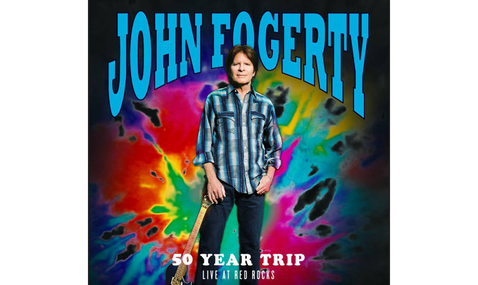"John Fogerty: Livealbum ""50 Year Trip: Live At Red Rocks"