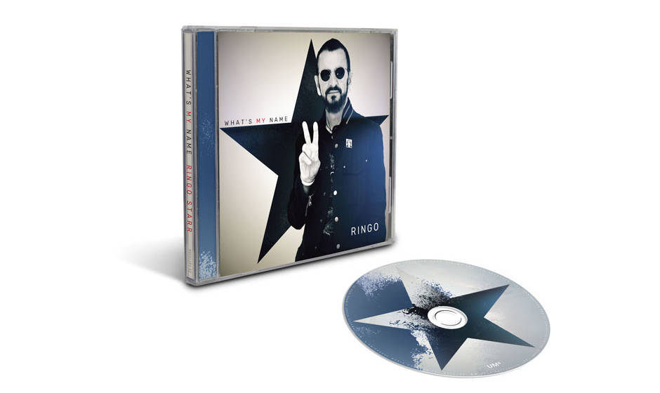 "Ringo Starr: Neues Album ""What´s My Name"""