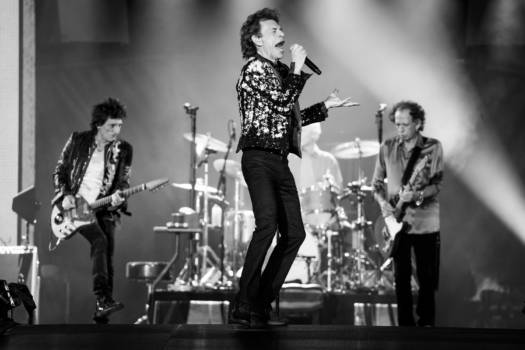 "Rolling Stones beenden ""No Filter Tour"" mit 415,6 Millionen..."