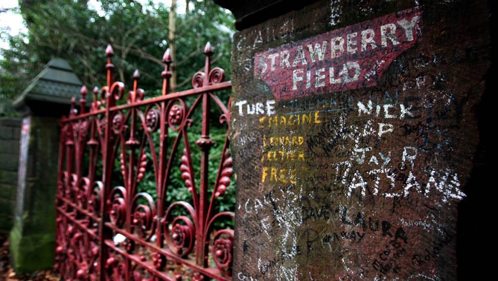 HEROES: Ab sofort kann man die echten Strawberry Fields der Beatles besuchen