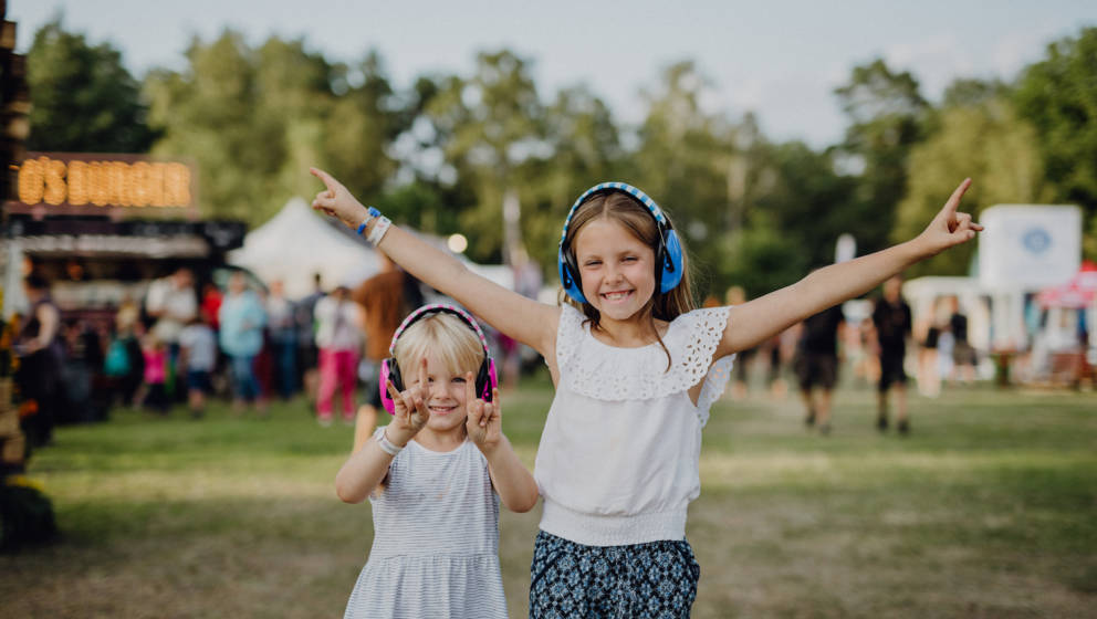 Mit Kindern aufs Festival – unsere Tipps für einen entspannten Familientrip