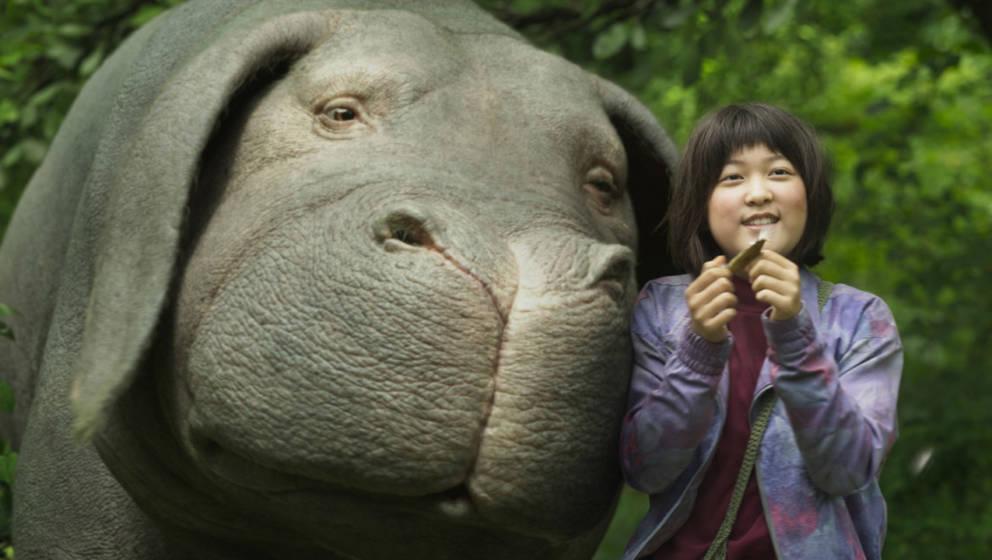 """""""Okja"""" von Joon-ho Bong zählt zu einem der besten Netflix-Filme aller Zeiten"""