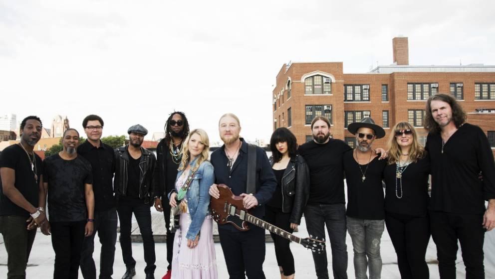 "Tedeschi Trucks Band: Digitale ""High & Mighty""-EP"