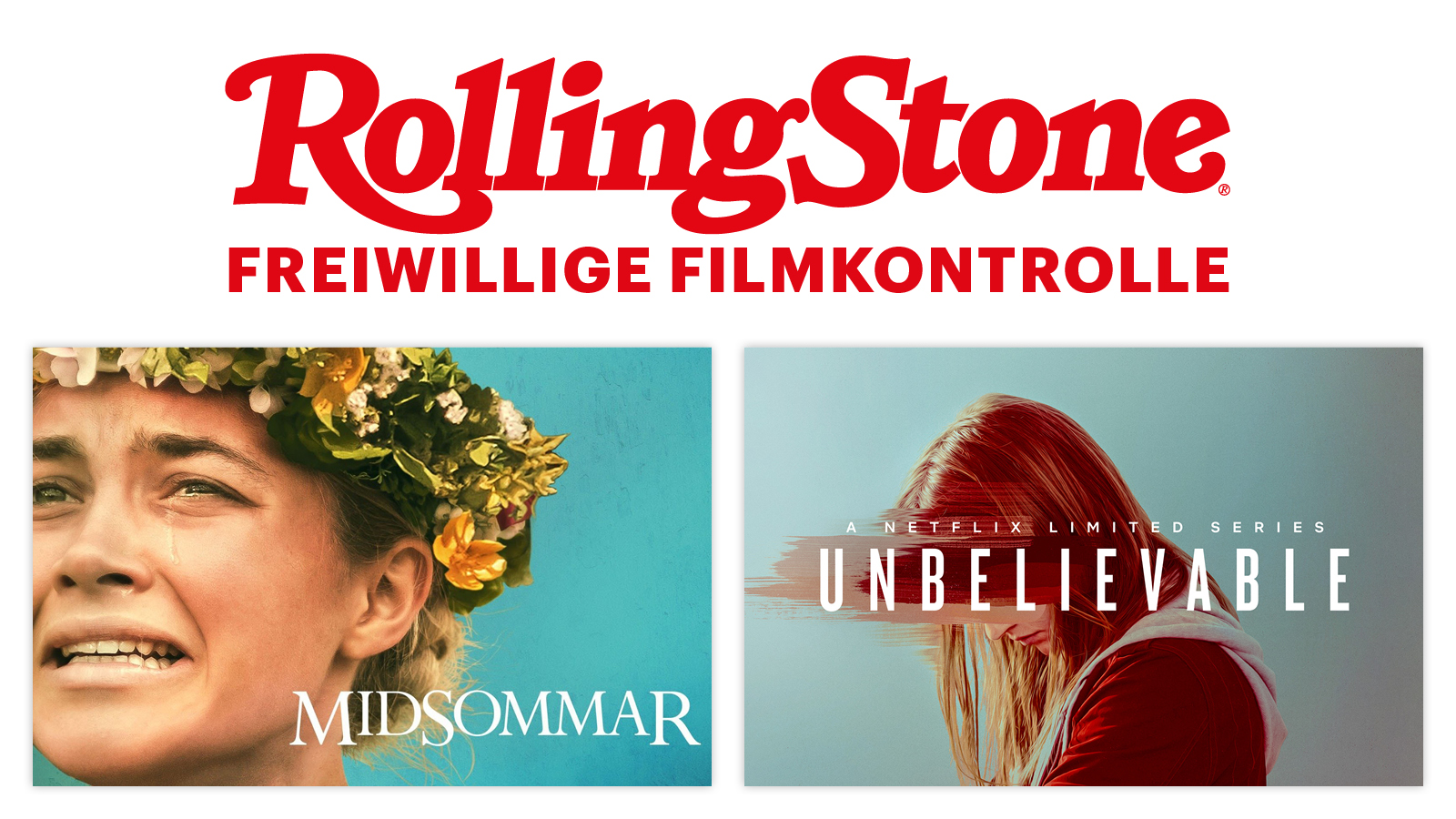 """Podcast Freiwillige Filmkontrolle: """"Midsommar"""" und """"Unbelievable"""" im..."""