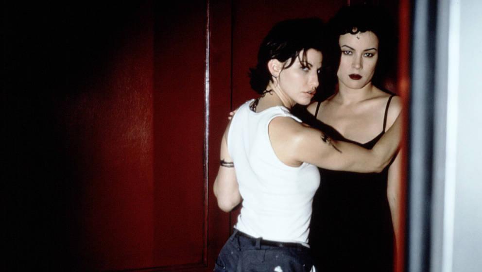 """Gina Gershon und Jennifer Tilly in """"Bound - Gefesselt"""""""