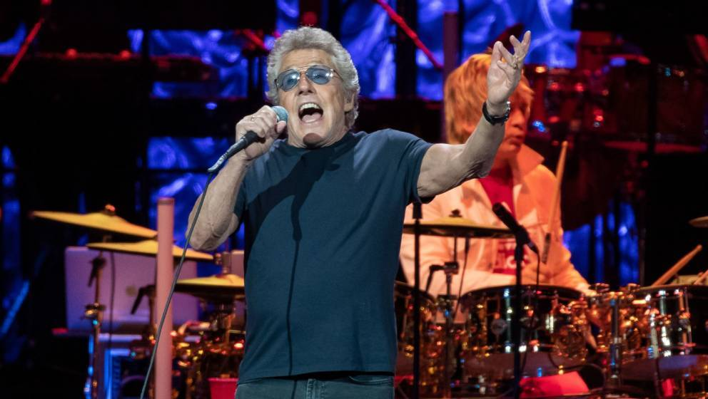 "Roger Daltrey von ""The Who"" 2019 in Houston, Texas"