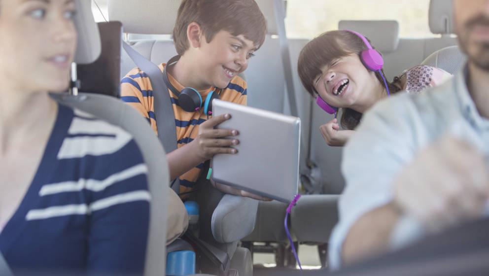 Mit Kindern aufs Festival: Diese Tipps für die Autofahrt sind Gold wert