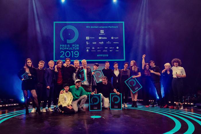 Alle Preisträger des Preis für Popkultur 2019