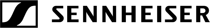 Logo von Sennheiser