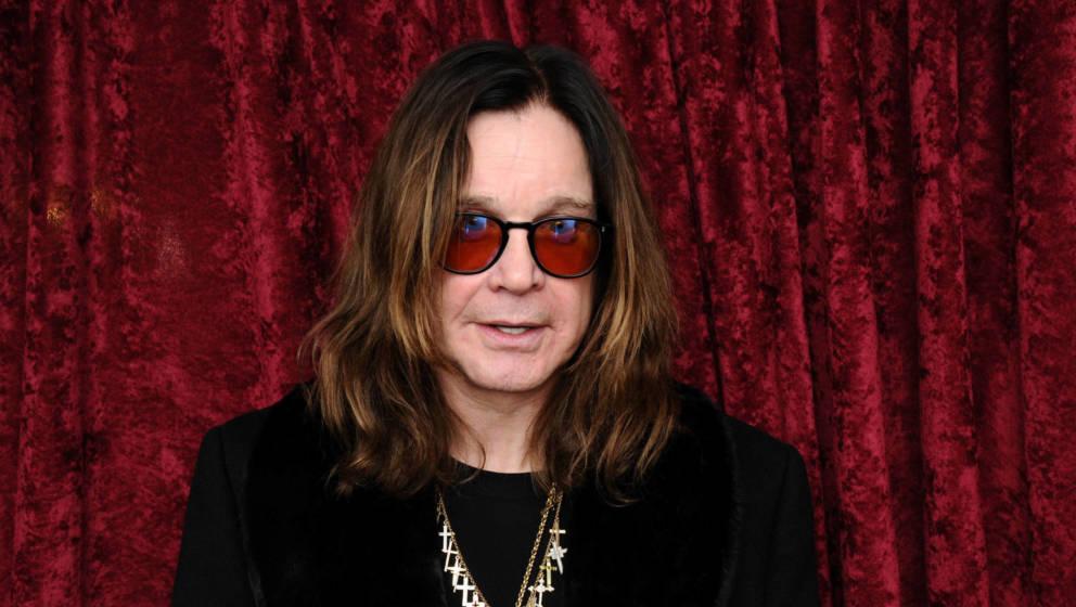 Ozzy Osbourne 2014 in New York City.