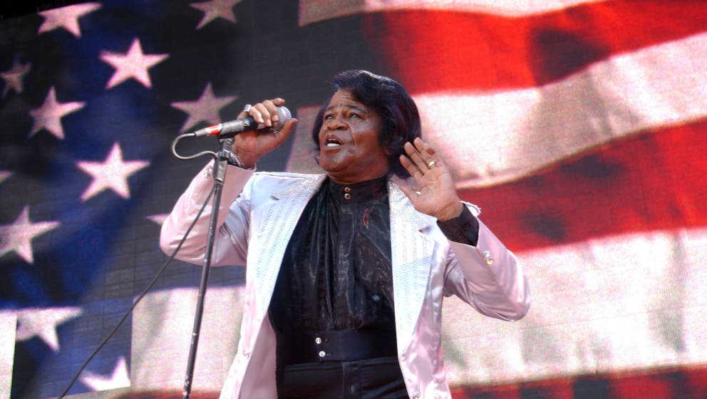 James Brown: Live 2011 in Washington