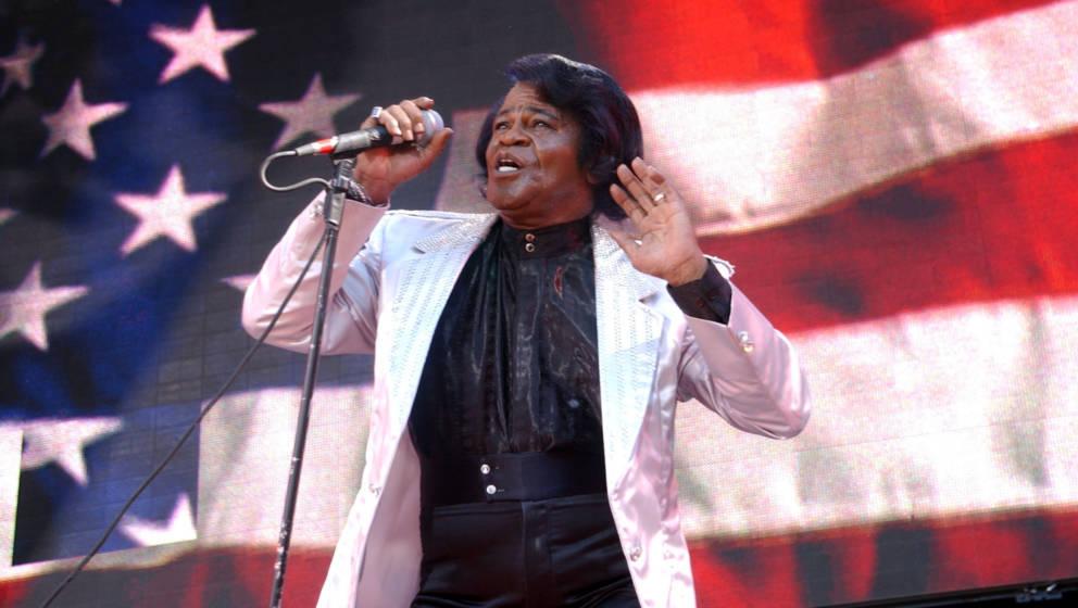 James Brown: Live 2011 in Washington
